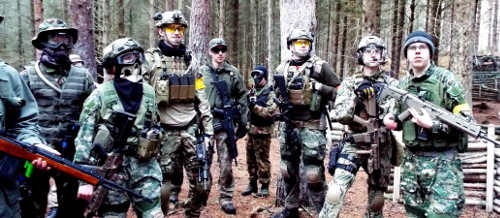 Airsoft Crowd