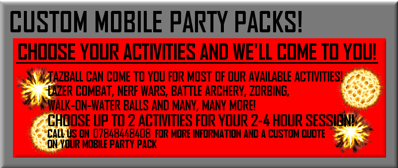 Tazball 2017 Mobile Party